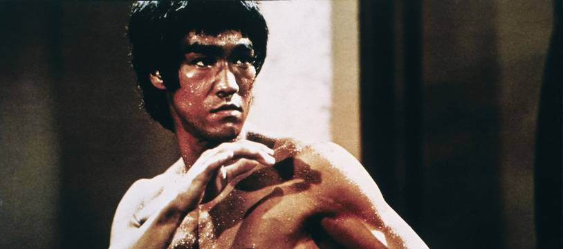 L'acteur Bruce Lee