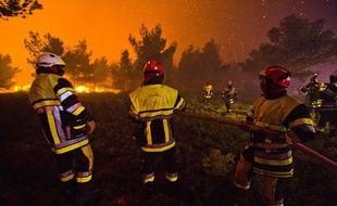 Les policiers se demandent s'ils n'ont pas favorisé la propagation des flammes