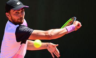 Benjamin Bonzi a remporté ce dimanche après-midi l'Open Blot de Rennes.