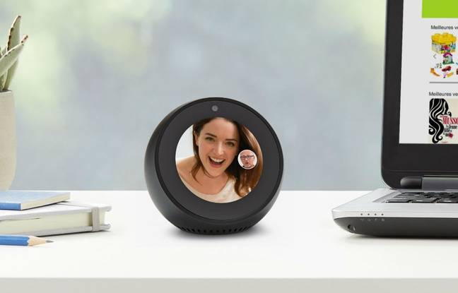 Echo Spot permet de passer des appels vidéo... dans certaines conditions.