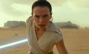 Daisy Ridley dans le dernier épisode de la saga «Star Wars», «L'Ascension des Skywalker».