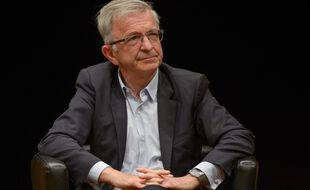 Le candidat sortant socialiste François Bonneau arrive en tête du premier tour des régionales en Centre-Val de Loire, le 20 juin 2021.