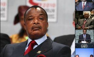 Certains de ces chefs d'Etat africains sont au pouvoir depuis plus de trente ans. Passage en revue.