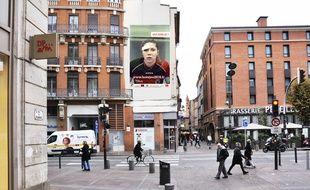Le projet « Hors Jeu 2016 » pour populariser le rugby féminin s'affichera dans les rues de Toulouse du 28 avril au 28 mai 2016.