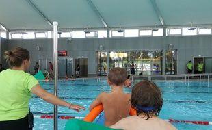 Strasbourg: l'agglomération souhaite améliorer l'apprentissage de la natation pour les élèves de primaire. (Archives)