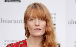 L'artiste Florence Welch à Londres