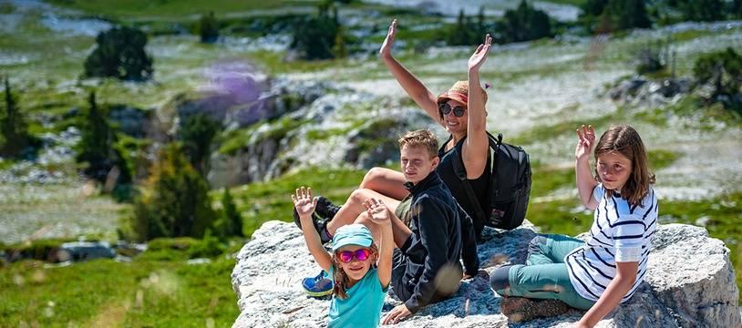 Été comme hiver, le massif des Bauges reste un incontournable des amateurs d'activités <em>outdoor</em>.