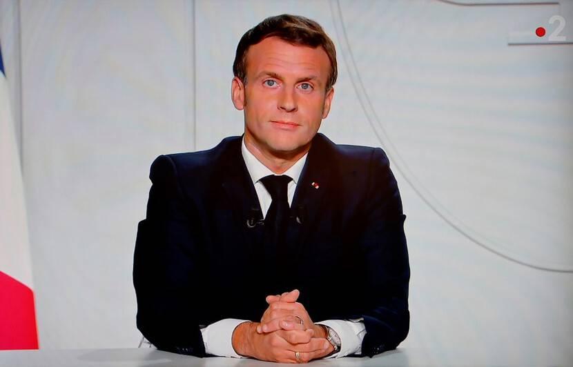 Coronavirus L Allocution D Emmanuel Macron Rassemble Plus De 32 Millions De Francais