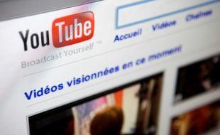 Illustration de la plateforme de vidéos YouTube.