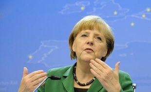 La chancelière allemande Angela Merkel recevra mardi, en même temps, les responsables des organisations économiques internationales, OCDE, Banque Mondiale, FMI, OMC et Organisation internationale du travail, a annoncé vendredi son porte-parole.