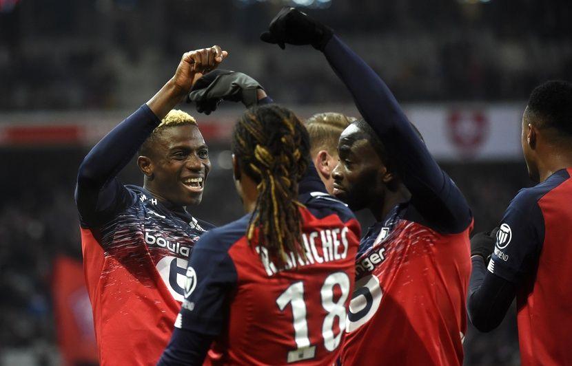 Losc-Brest : Lille bat logiquement Brest et monte provisoirement sur le podium...Revivez le match en live avec nous