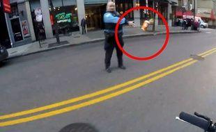 Le café, nouvelle arme de dissuasion massive de la police de Chicago.