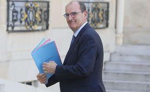 Le Premier ministre Jean Castex, à Paris le 7 juillet 2020.
