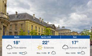 Météo Reims: Prévisions du dimanche 9 mai 2021