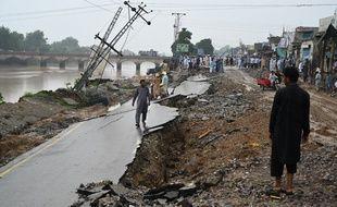 Un séisme d'une magnitude de 5,2 au Pakistan a fait au moins 22 morts et d'importants dégâts matériels.