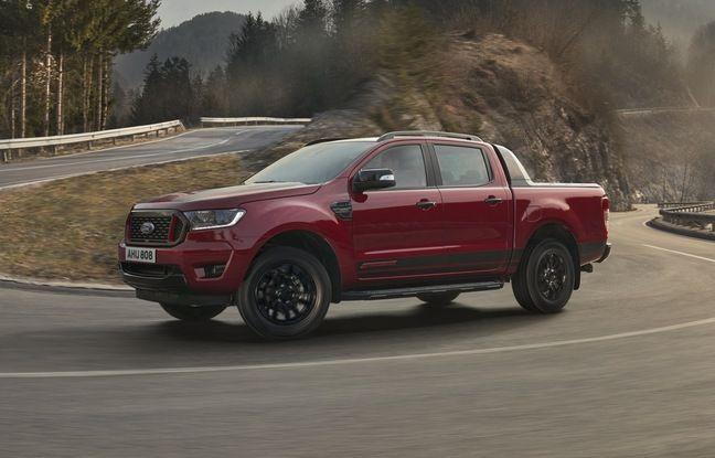 Ford Ranger Stormtrack