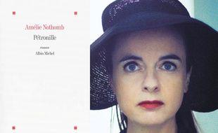 Amélie Nothomb publie Pétronille (Albin Michel, 20 août 2014)