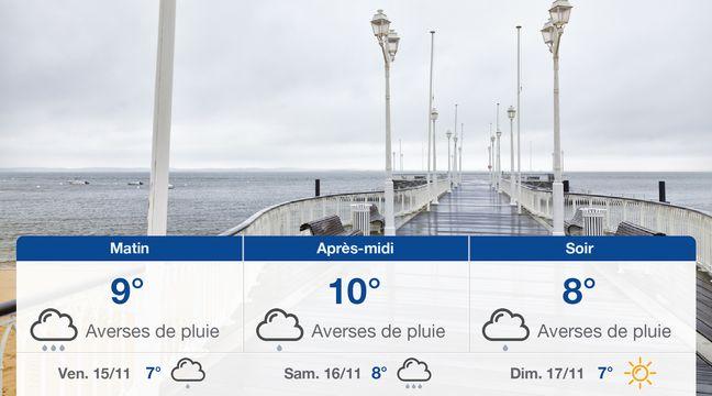 Météo Arcachon: Prévisions du jeudi 14 novembre 2019 - 20minutes.fr