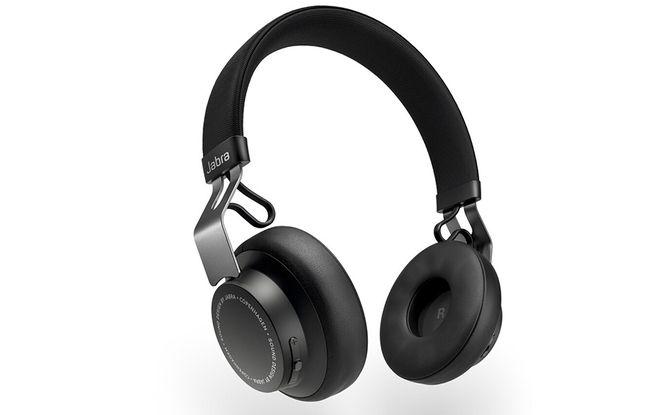 Le casque audio Jabra Move Wireless Style.