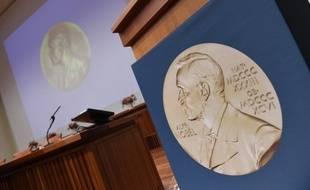 Prix Nobel, illustration.