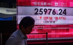 La monnaie chinoise a franchi le seuil symbolique des 7 yuans pour un dollar, le 6 août 2019, un seuil qui n'avait pas été enfoncé depuis 11 ans.
