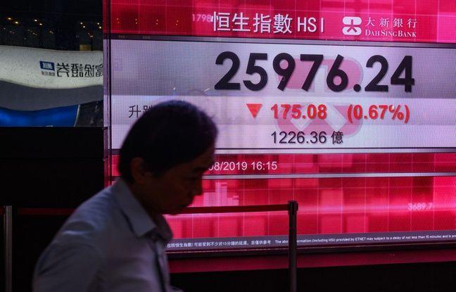 Guerre commerciale: «Ni la Chine, ni les Etats-Unis n'en sortiront gagnants»