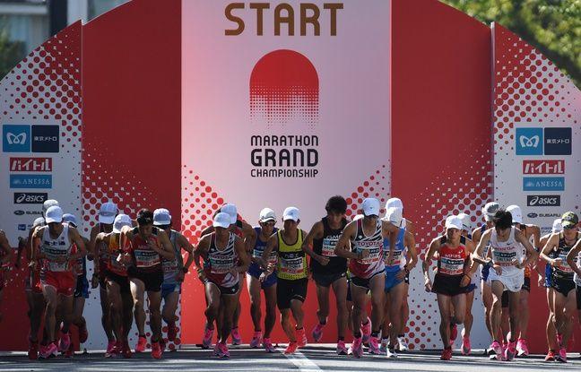 JO 2020: Le CIO envisage de déplacer le marathon et la marche hors de Tokyo en raison de la chaleur