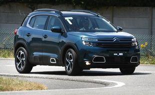 Le nouveau SUV Citroën C5 Aircross.
