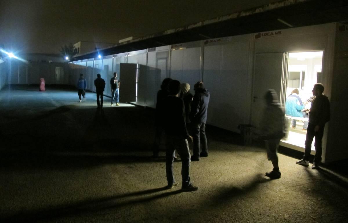Le centre d'hébergement d'urgence rue Dupas.  – B. Morthymen / 20 Minutes