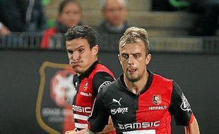 Rennes grimace sur le plan offensif.