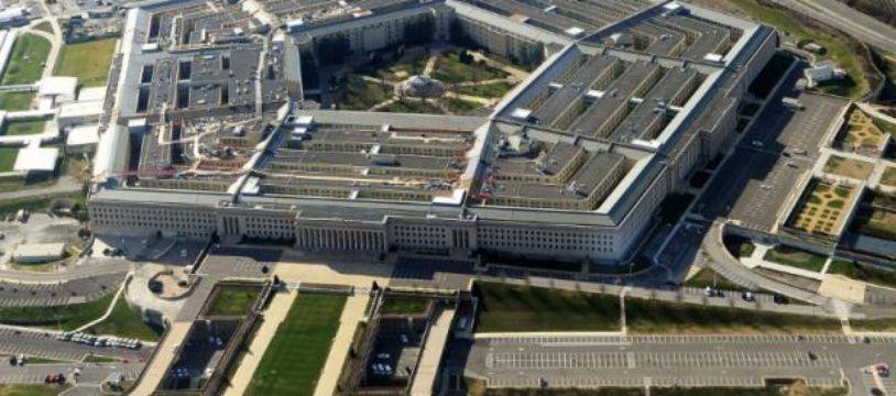 Le siège du Pentagone à Washington le 26 décembre 2011