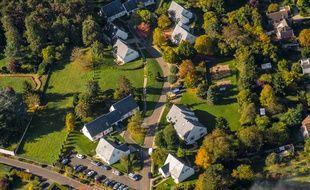 La fondation Enfance a aussi un village à Amboise.