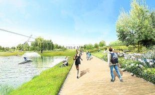 Le parc sera ouvert gratuitement aux visiteurs.
