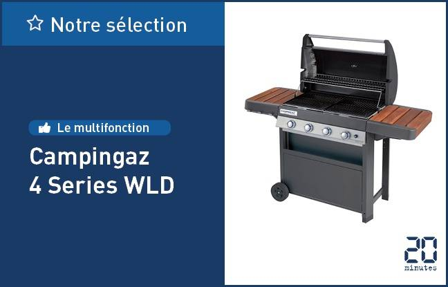 Campingaz 4 Series WLD.
