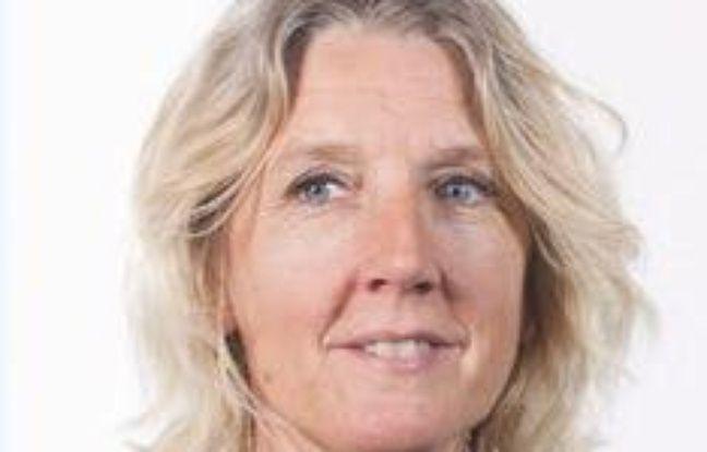 Annie Chapelier, candidate de la République en Marche sur la 4ème circonscription du Gard.