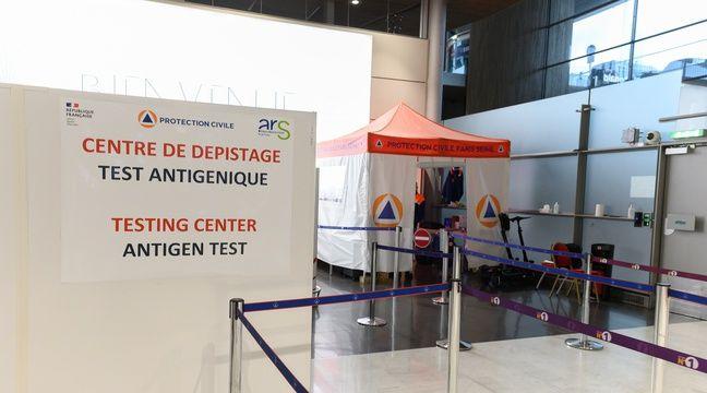 La France annonce une quarantaine obligatoire pour les voyageurs venant du Brésil, d'Argentine, du Chili et d'Afrique du Sud