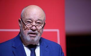 Jean-Michel Baylet, ancien ministre, à La Grande-Motte en septembre 2020 (illustration).