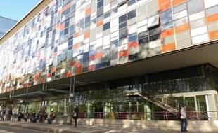 Lyon, le 27 avril 2016. L'hôpital Saint-Luc Saint-Joseph.