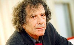L'écrivain et animateur radio Alain Veinstein en 2010.