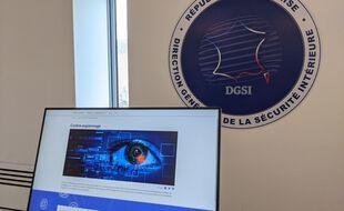 La DGSI a lancé ce mardi son premier site internet