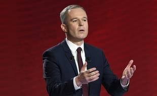 François de Rugy, candidat écologiste à la primaire à gauche en vue de l'élection présidentielle.