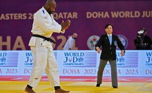 Teddy Riner aux Masters de Doha