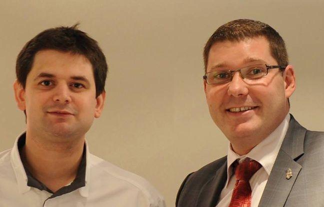 Damien Sanchez et Alban Barbette, à la tête du Skab.