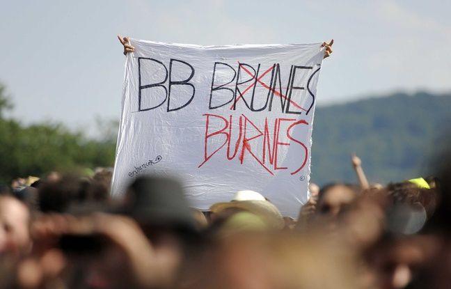 Un concert des BB Brunes