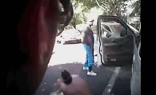 Une vidéo de la mort de Keith Scott diffusée par la police de Charlotte.
