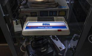 Le logo Sega