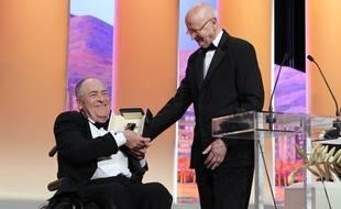 Lors du Festival de Cannes 2011, Bernardo Bertolucci a reçu, des mains de Gilles Jacob, une Palme d'honneur pour l'ensemble de sa carrière.