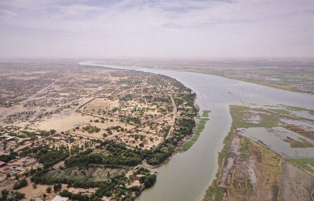 648x415 vue aerienne fleuve niger