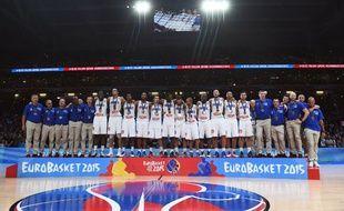La France a terminé à la troisième place de son Euro