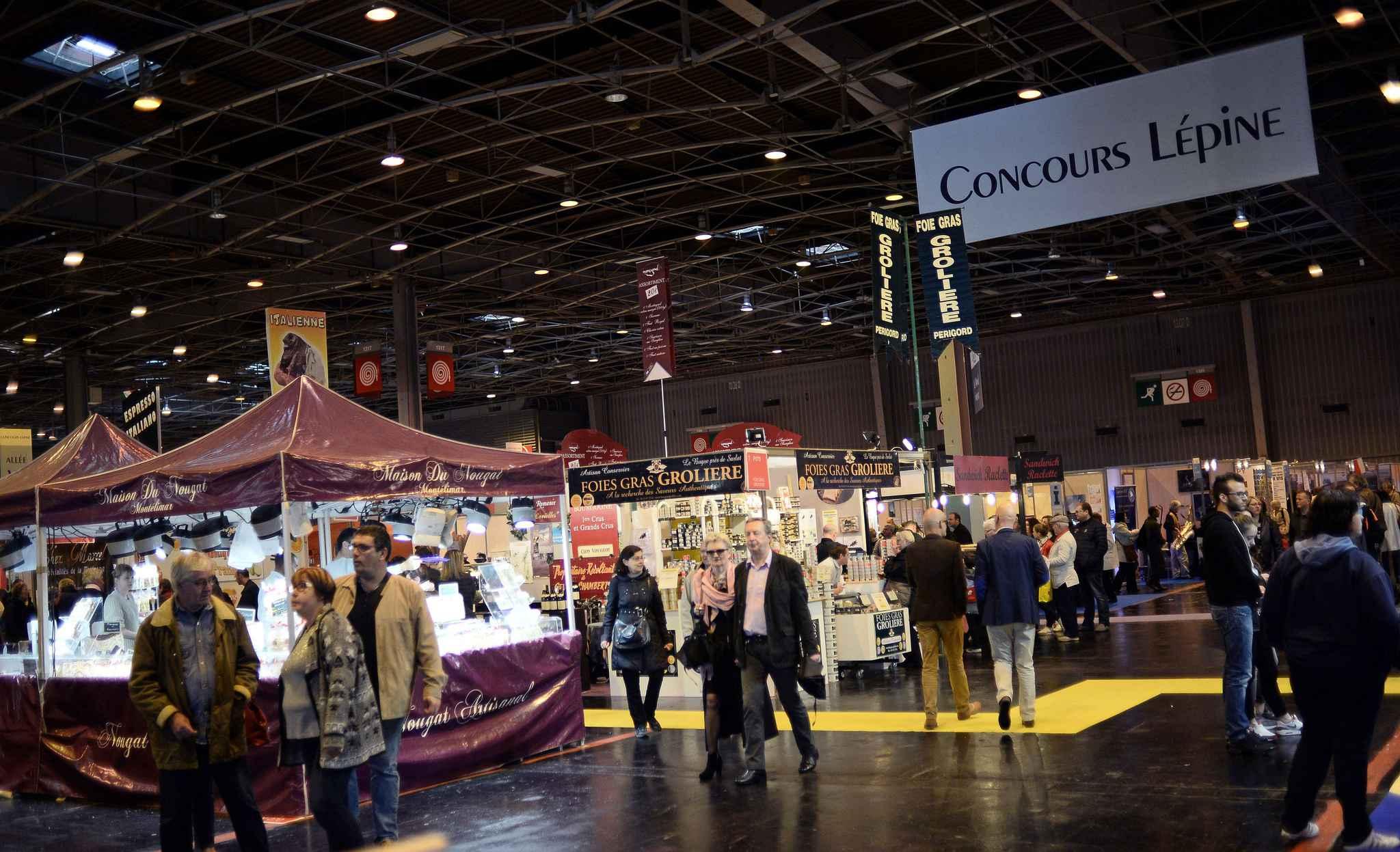 Foire de paris les visiteurs en baisse les recettes en hausse - Nouveautes foire de paris ...
